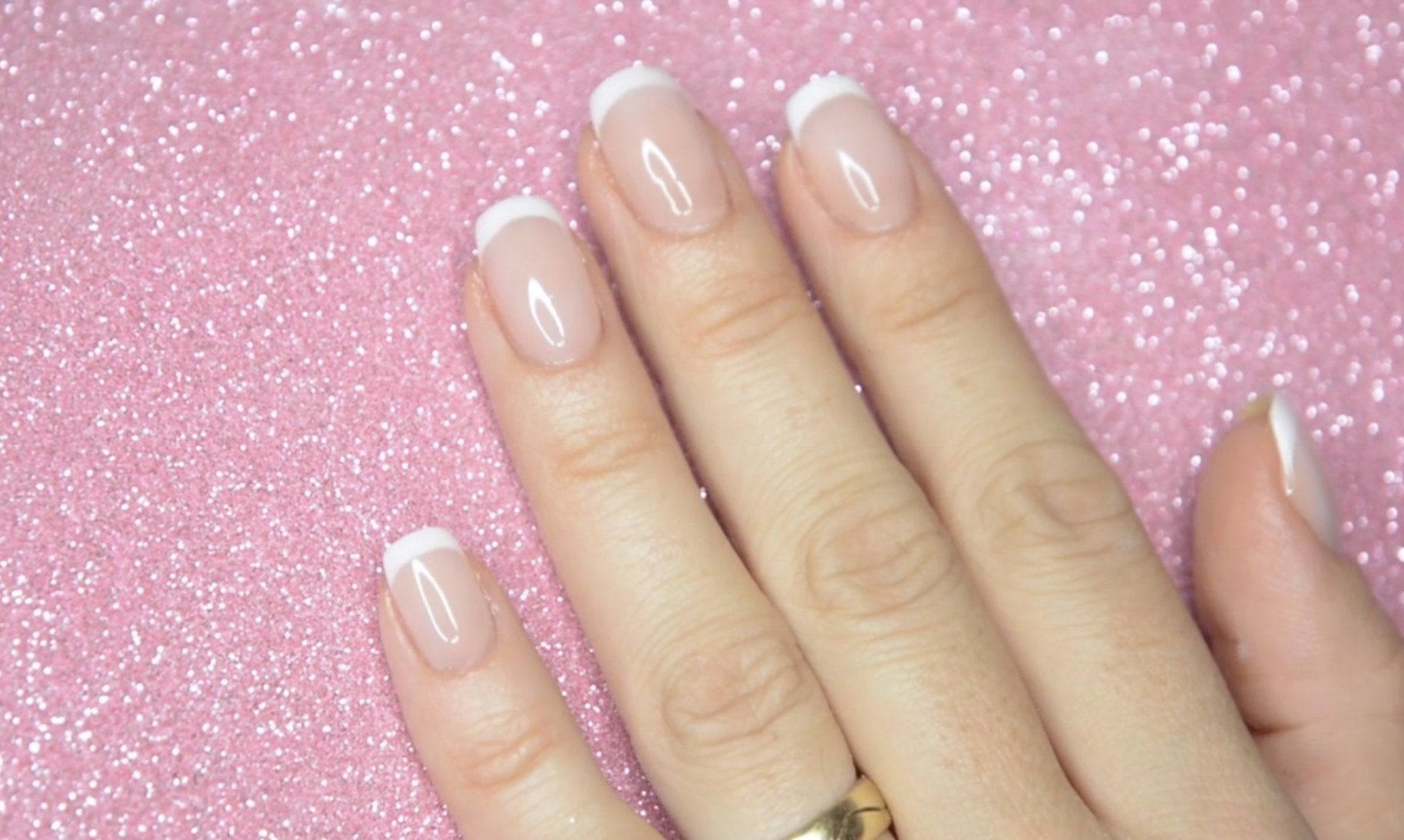 Favorito French unghie corte fai da te: tutto quello che devi sapere! VZ41